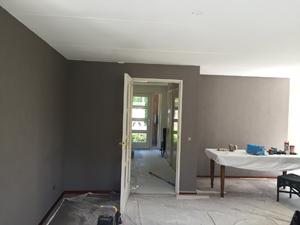 Kleur Muur Woonkamer : Muur woonkamer excellent kleuren psychologie with muur woonkamer